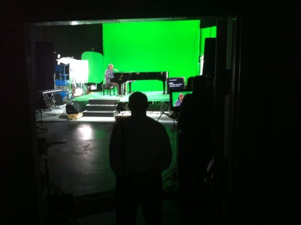 las vegas stevie wonder stage a video production green screen