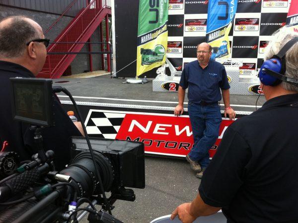 las vegas speed race video production