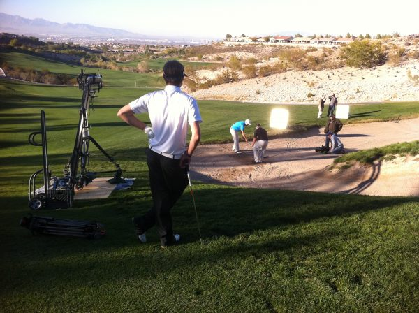 las vegas video production on location film services