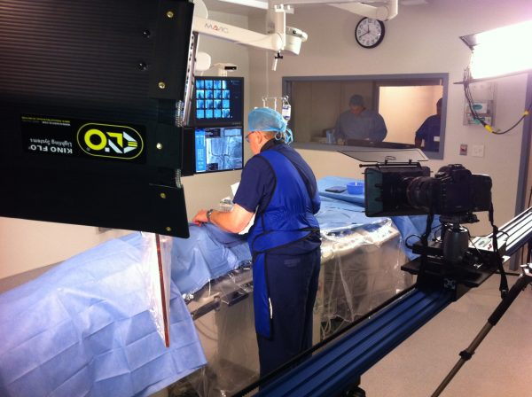 las vegas medical film production video services post editing