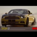 las vegas video production shelby mustang launch